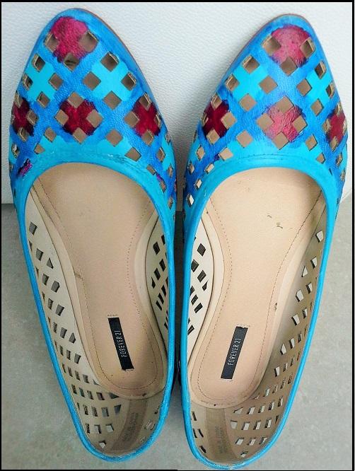 Julie shoes