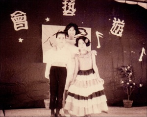 与陈珠老师和秀琴2跳绅士与女郎