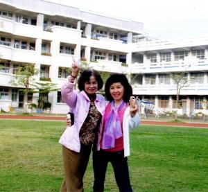 与陈珠老师40年后